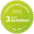 Digitus DN-16044 Überwachungskamera Installation