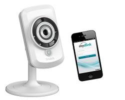 D-link DCS-942L Tag und Nacht Home schnurlos IP Kamera