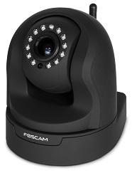 Foscam FI9826P-B Nachtsicht