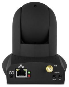 Foscam FI9831P HD IP Kamera Anschlüsse