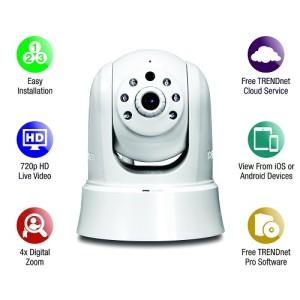 Trendnet TV-IP862IC Wireless HD IP Kamera