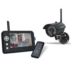 Elro CS95DVR Funk Überwachungskamera Set mit Aufzeichnungsfunktion