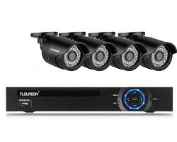 Floureon CCTV Videoüberwachung Set