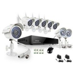 Wertung: Zmodo 700TVL Videoüberwachung Set