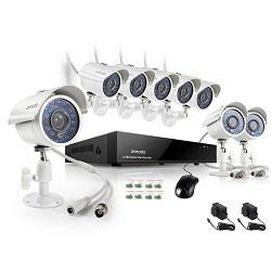 Überwachungskamera mit Aufzeichnung im Test