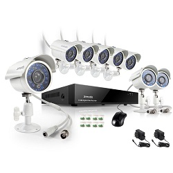 Zmodo Überwachungskamera Set