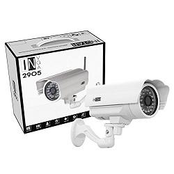 INSTAR IN-2905 V2 wetterfeste WLAN Netzwerkkamera für Außenbereich